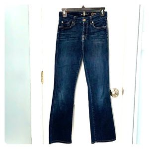 7 For All Mankind kimmie bootcut